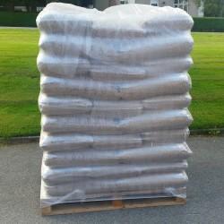Træpiller i premium kvalitet 8 mm 1000 kg